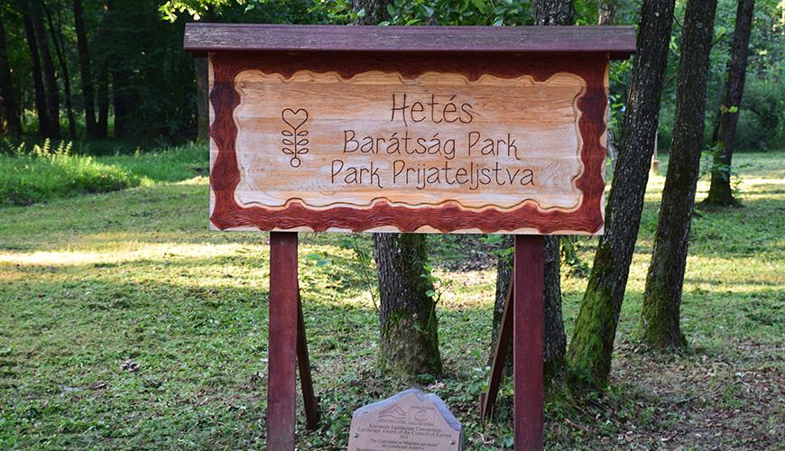 Hetés szabadságpark