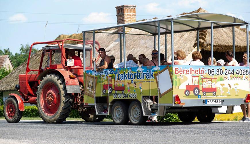 Kutasi Vadlesős Traktortúra
